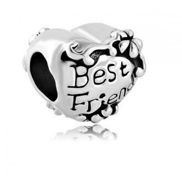 Бусина Charm Best Friend